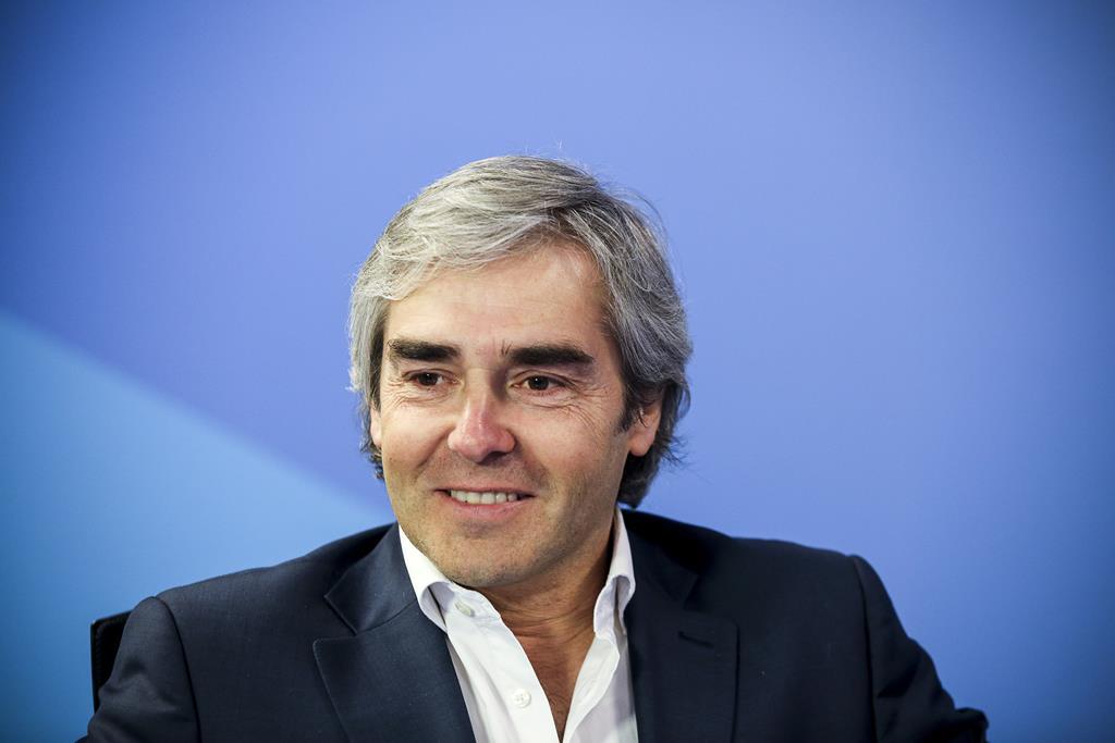 Nuno Melo admite poder candidatar-se à liderança do CDS. Foto: Nuno Ferreira Santos/Público [Arquivo]