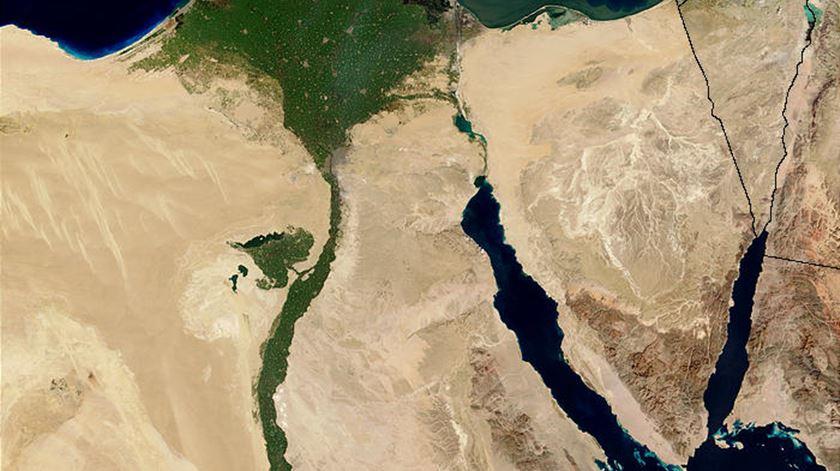 O Mundo a Três Dimensões - Estará a Etiópia a assumir o controlo do rio Nilo? - 23/10/2018