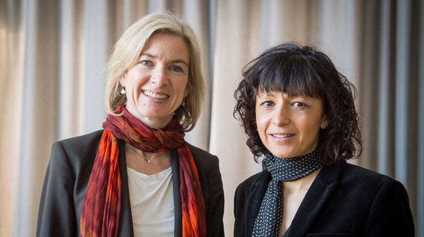 """Nobel da Química para Emmanuelle Charpentier e Jennifer Doudna por permitirem """"rescrever o código da vida"""""""