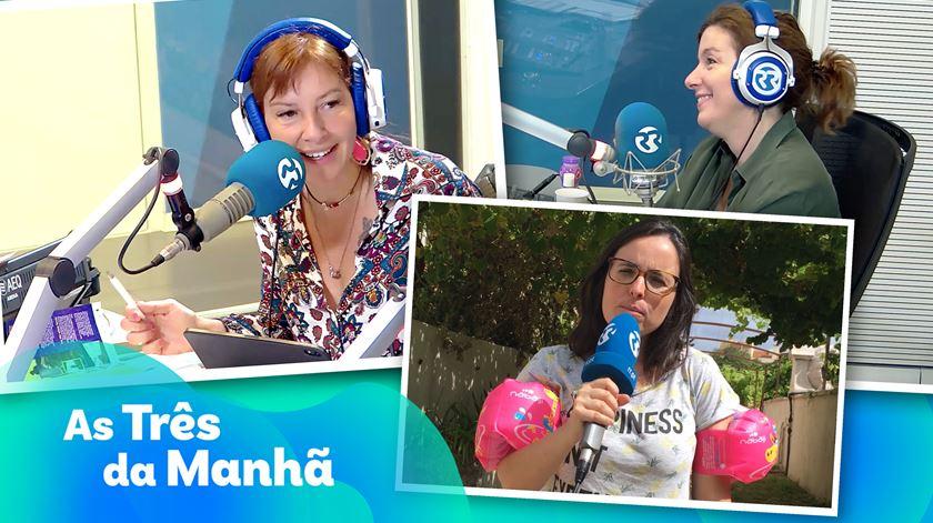 A Ana Galvão e a Carla Rocha têm novidades da Joana Marques