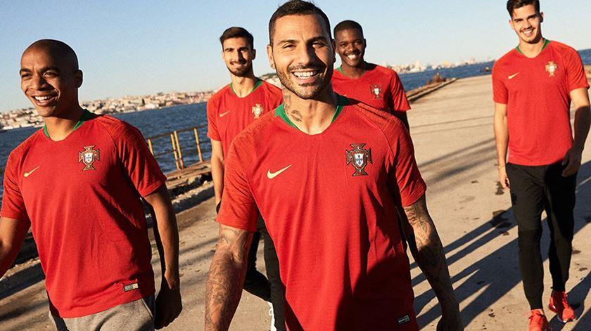 Conheça o novo equipamento da seleção nacional