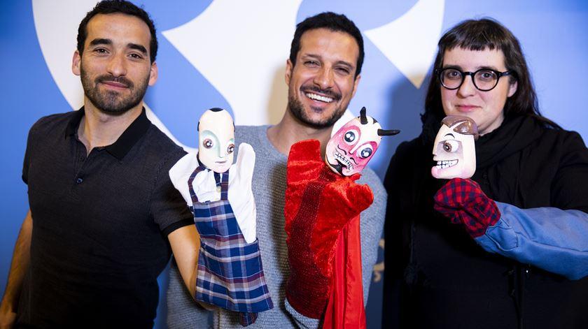 O Nunca é Tarde recebeu Robertos e Marionetas do Festival Palheta