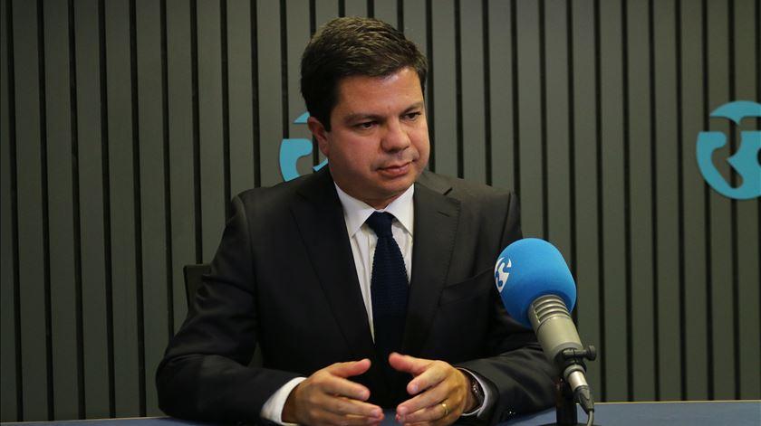 """Nuno Botelho: """"O futuro da TAP está em risco há muitos anos, não sou eu que a estou a colocar em risco"""""""