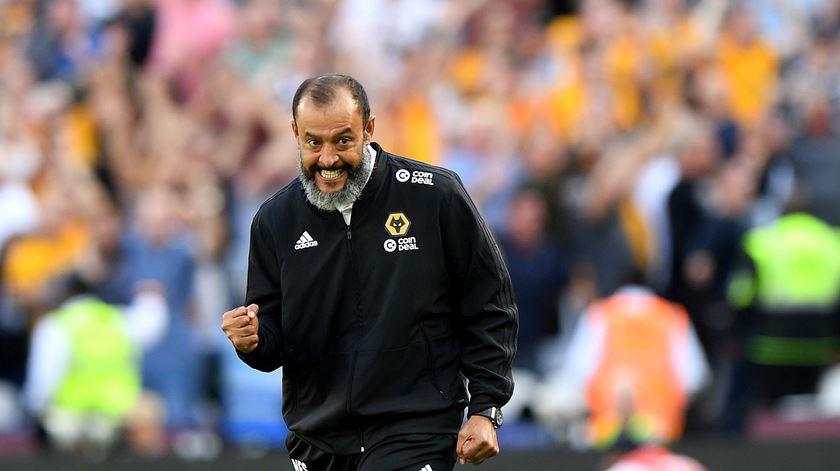 Nuno Espírito Santo está concentrado no Wolverhampton. Foto: Wolverhampton Wanderers