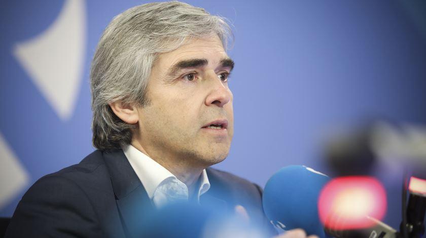 """Congresso mostrou um CDS saturado com o """"consulado do portismo"""", diz Nuno Melo"""