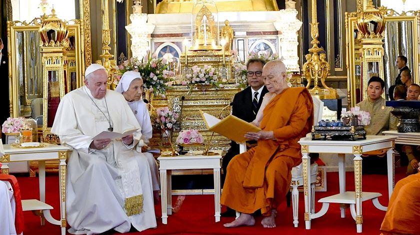 Tailândia é exemplo de respeito pelos idosos, diz Francisco
