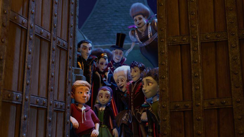 """Veja o trailer de """"O Pequeno Vampiro"""""""