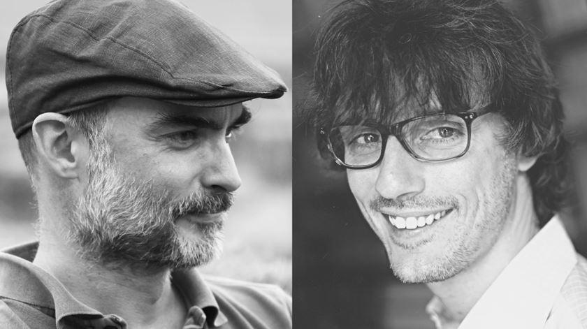 André Letria e Tiago Ferreira falam de livros