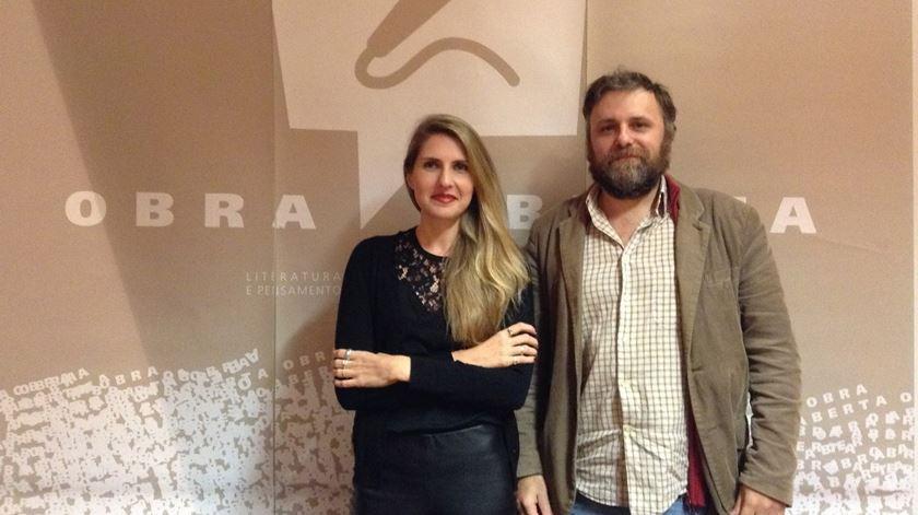 Obra Aberta - Inês Fonseca Santos e José Anjos - 14/01/2017
