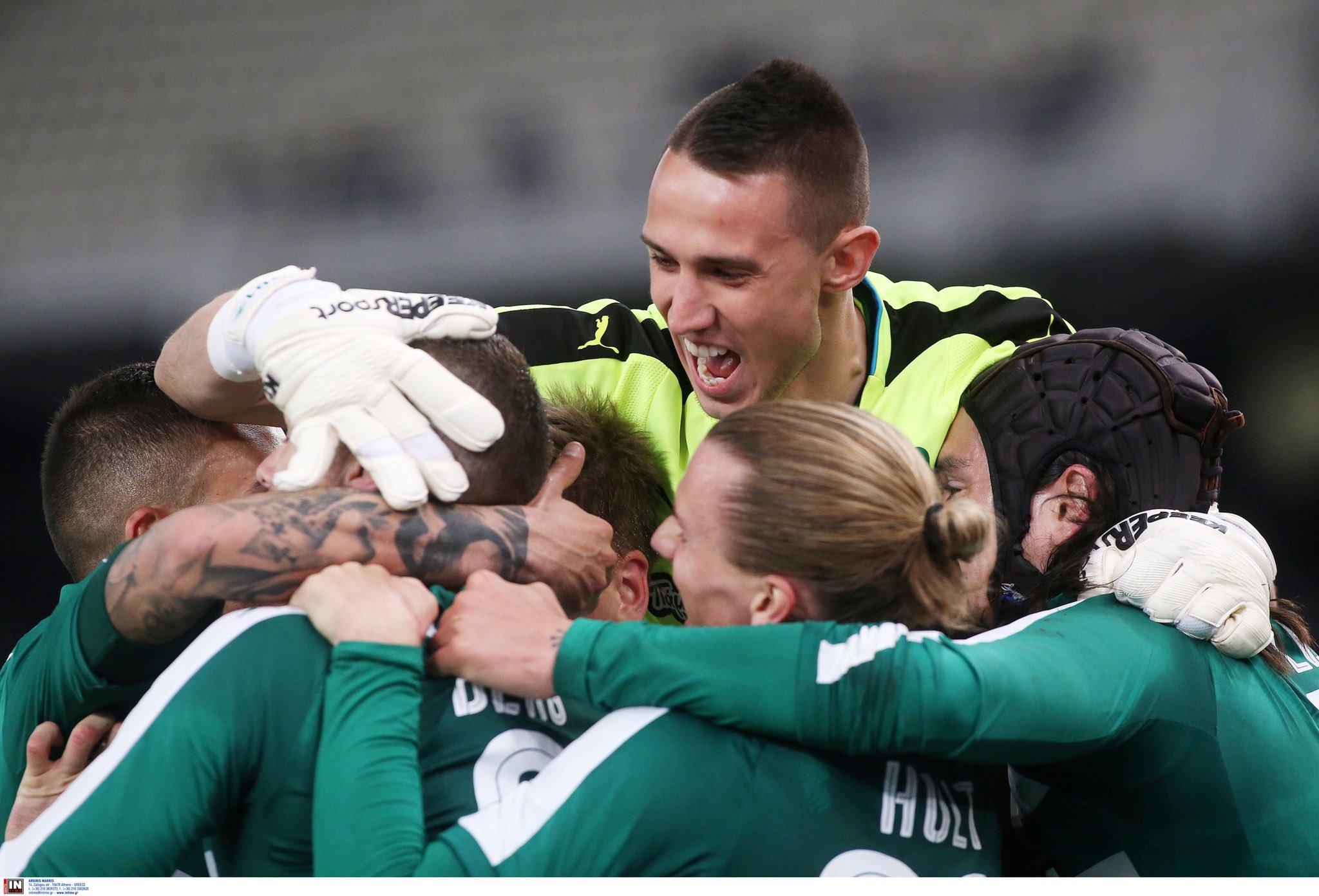 UEFA bane Panathinaikos das competições europeias durante três épocas