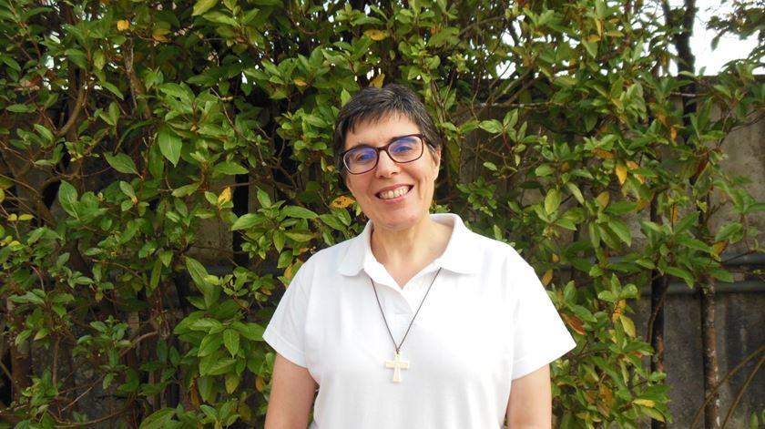 Irmã Olga Maria dos Santos Fonseca. Foto: Ecclesia