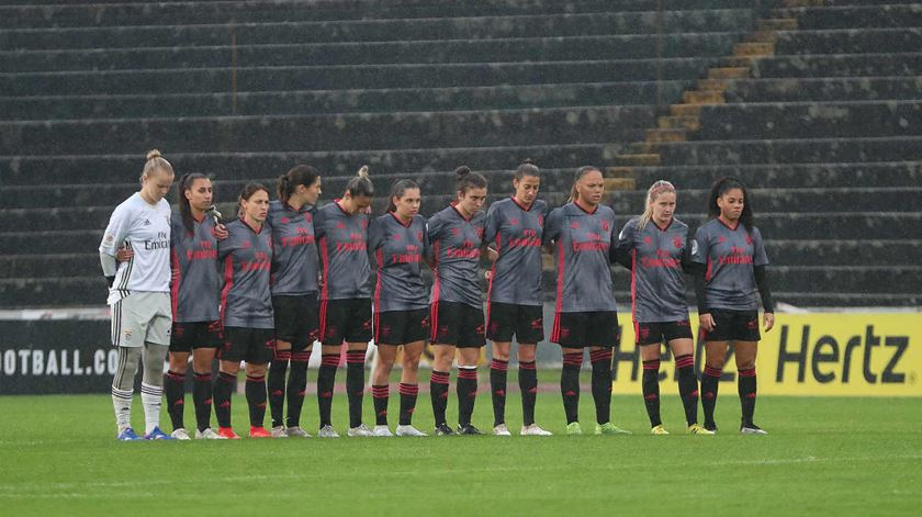 Benfica derrota Braga e continua 100% vitorioso