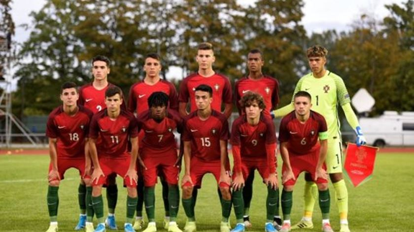 Sub-17. Espanha derrota Portugal