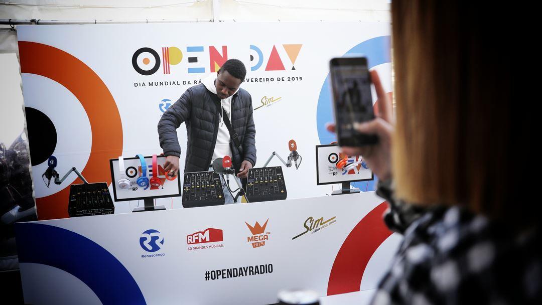 Renascença celebra, esta quarta-feira, o Dia Mundial da Rádio com as portas abertas aos ouvintes. Foto: Joana Bourgard/RR