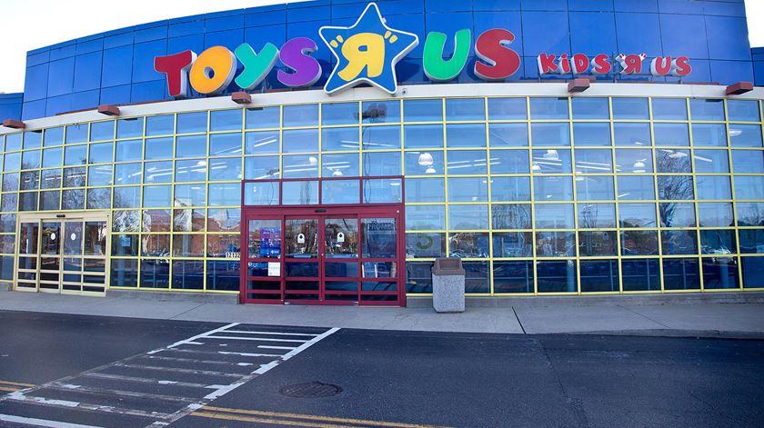 Toys R Us. Foto: DR