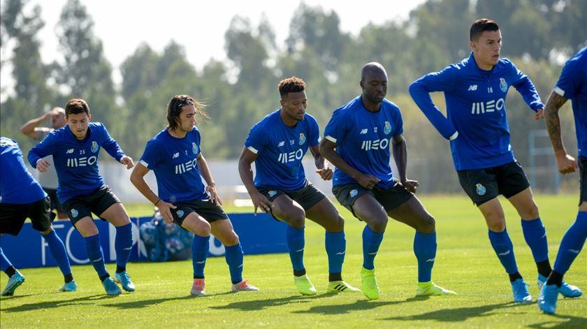 FC Porto na máxima força para receção ao Belenenses SAD