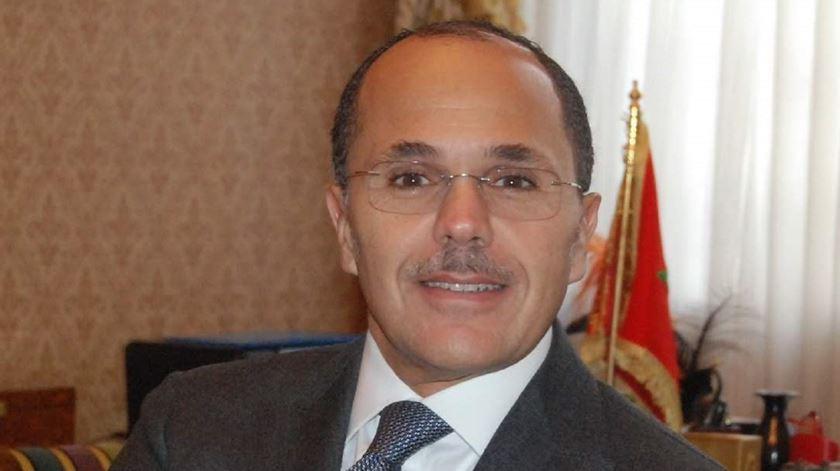 Othmane Bahnini, embaixador de Marrocos em Portugal. Foto: Embaixada de Marrocos em Portugal