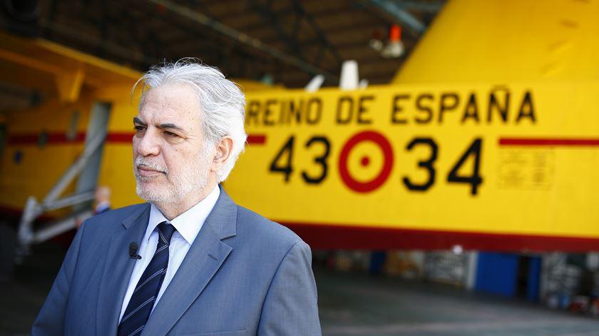 Christos Stylianides, Comissário Europeu para Ajuda Humanitária e Gestão de Crise. Foto: Comissão Europeia