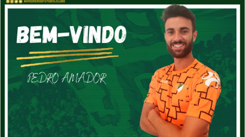 Pedro Amador reforça Moreirense
