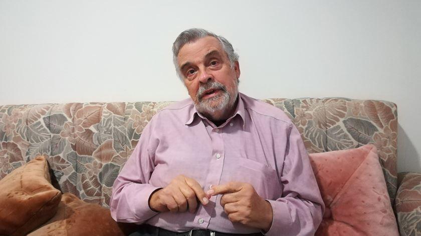 Padre Armindo Dinis. Foto: RR