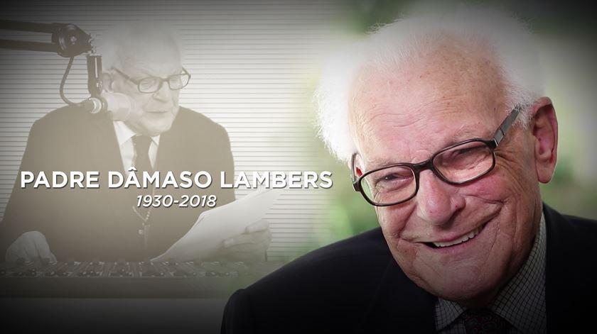 Padre Dâmaso Lambers. As mil histórias do holandês que respirava Jesus