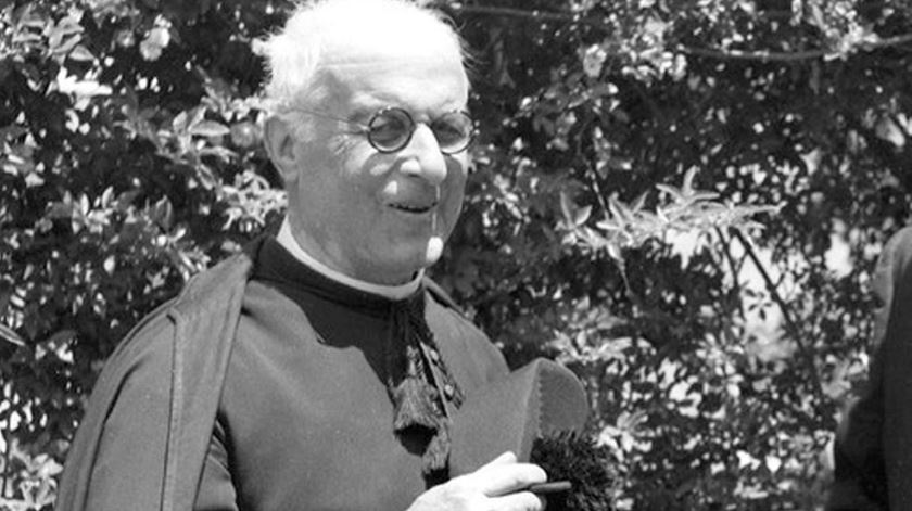 Padre Manuel Formigão. Foto: DR