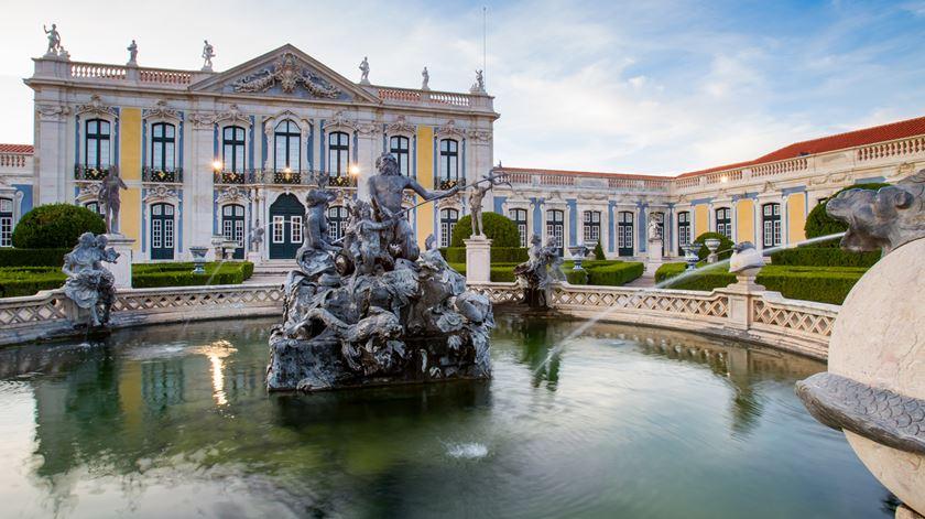 Palácio de Queluz. Foto: PSML/Luís Duarte