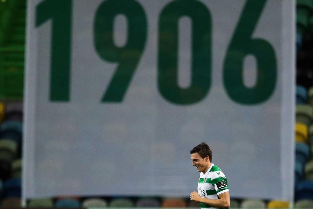 João Palhinha, Sporting. Foto: Mário Cruz/Lusa