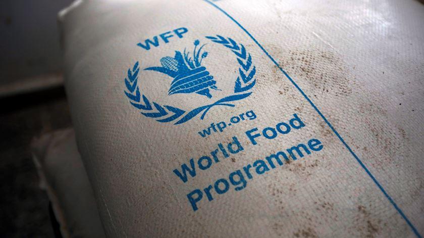 Programa Alimentar Mundial é o Prémio Nobel da Paz 2020