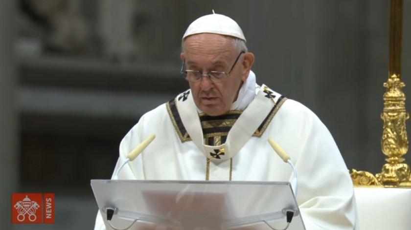 """Papa Francisco. Para Cristo """"antes do pecado vem o pecador"""""""