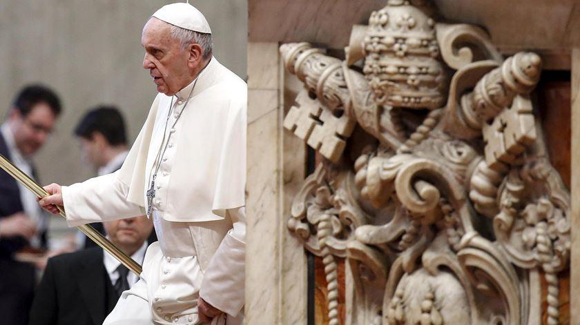 """Papa deseja que Jogos Paralímpicos criem """"pontes"""" entre os povos"""