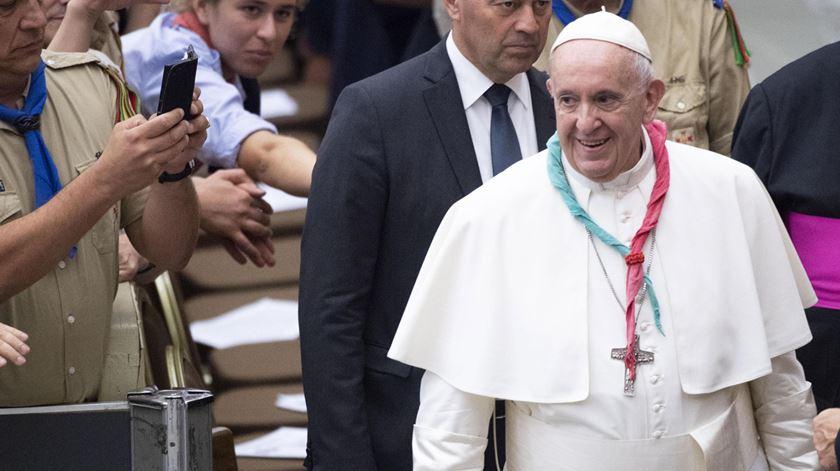 "Abusos. Papa quer ""estar perto"" dos bispos do mundo inteiro"