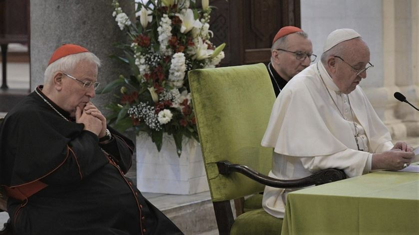 """Papa sente """"medo"""" dos discursos populistas que lembram o ódio dos anos 30"""
