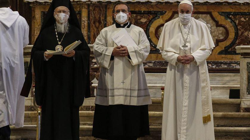 """O evangelho do """"salva-te a ti mesmo"""" não é o Evangelho da Salvação, diz Papa"""