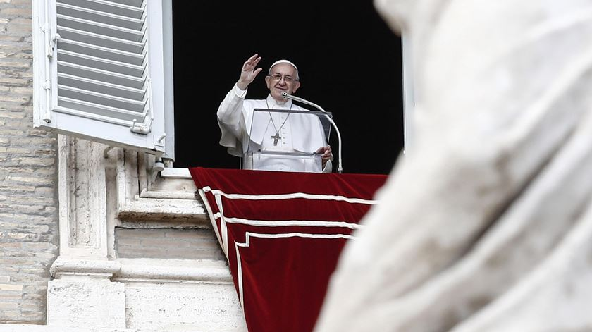 """""""Ou santidade ou nada"""", diz o Papa Francisco"""