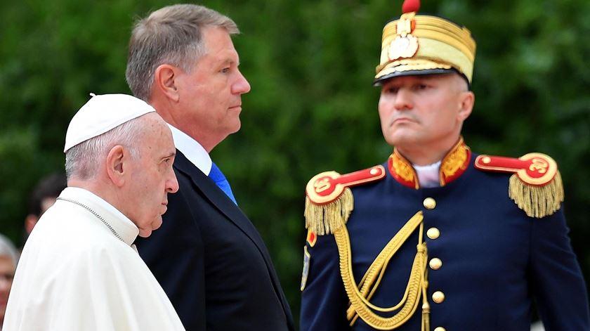 Trinta anos depois da revolução, Papa pede à Roménia que não perca a alma