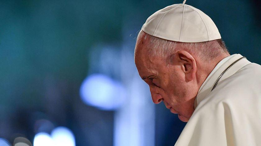 """Papa Francisco. """"O verbo de Jesus não é ter, mas dar"""""""
