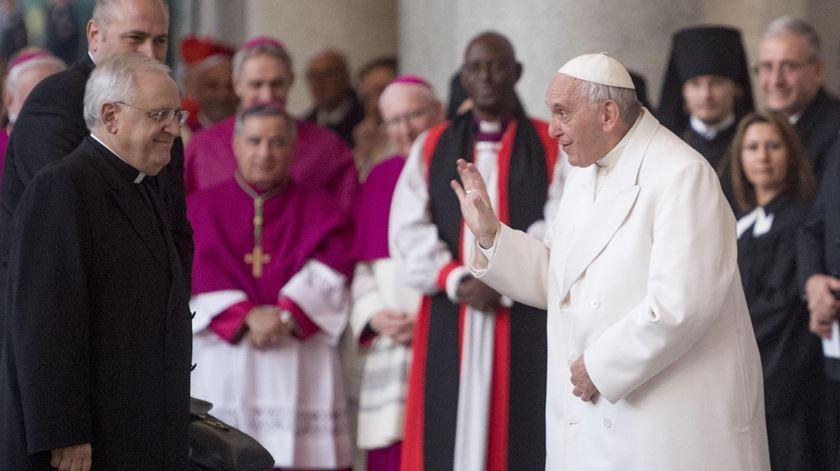 Papa recorda o sofrimento e o martírio que une os cristãos