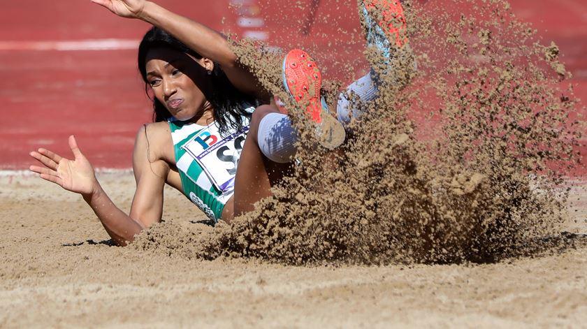 Patrícia Mamona Foto: José Coelho/Lusa