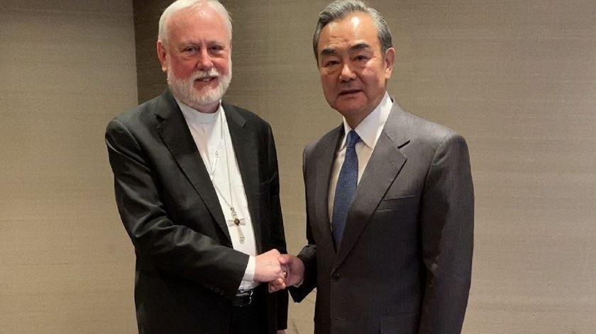 Ajuda médica favorece relações diplomáticas entre China e Vaticano