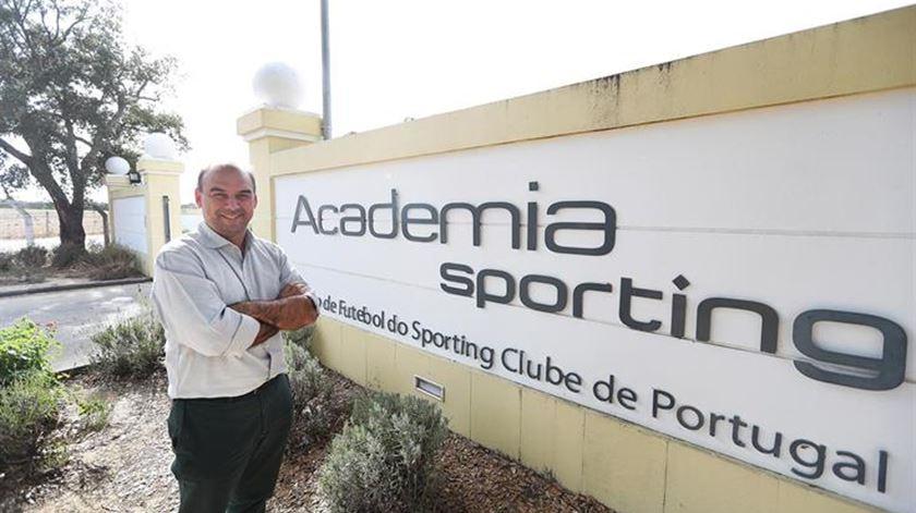 Paulo Gomes é o novo diretor da Academia do Sporting