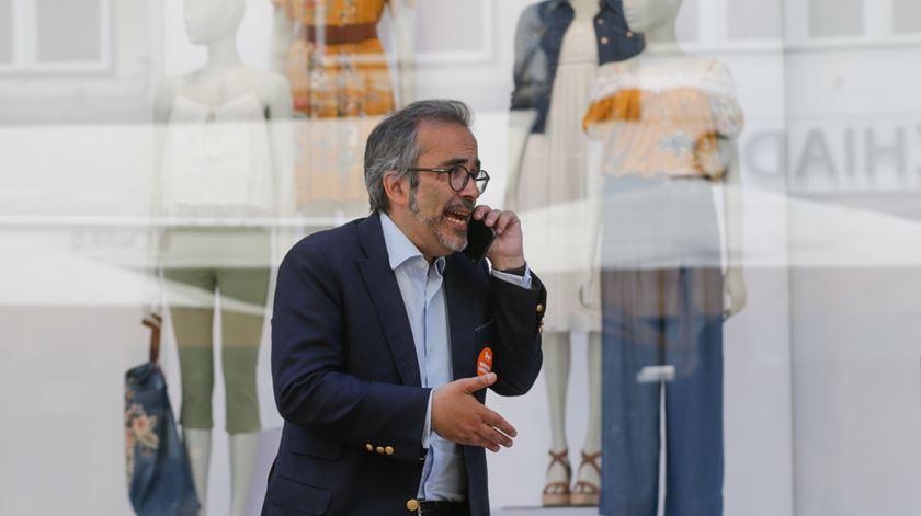 """Paulo Rangel preconiza PSD """"firme"""" nas negociações do Orçamento"""