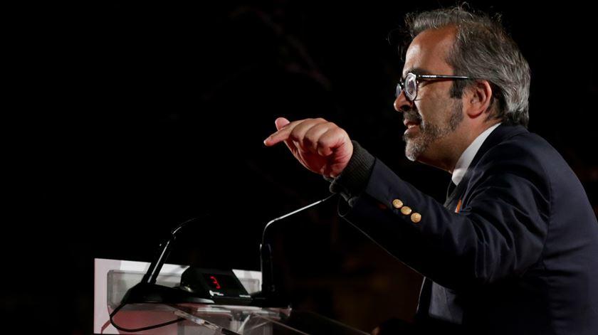 Rangel quer um centro europeu de prevenção de incêndios em Portugal