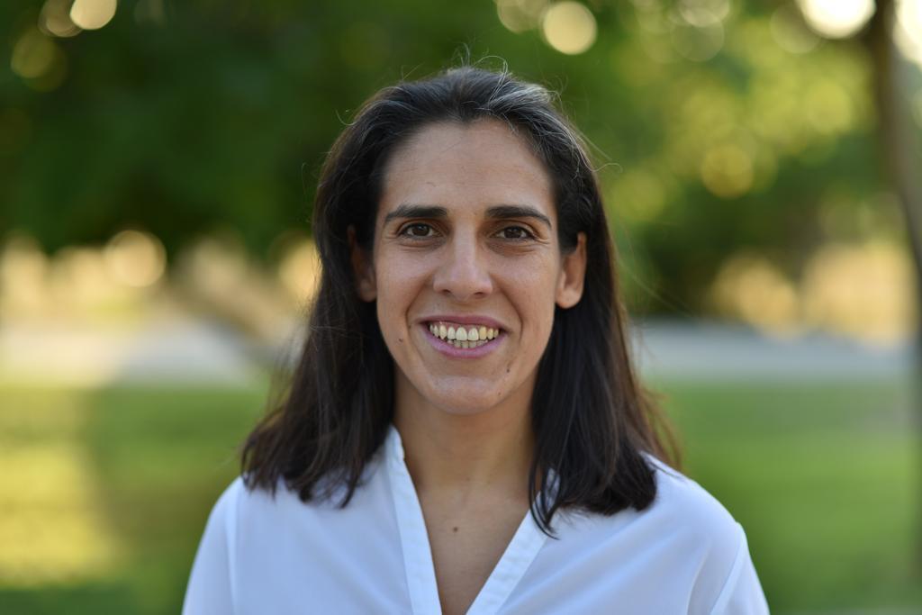 Catarina Pazes, da Associação Portuguesa de Cuidados Paliativos. Foto: DR