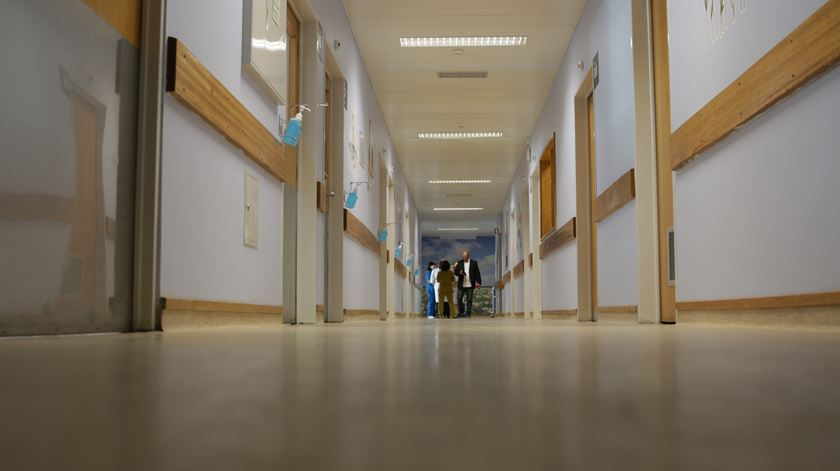 Hospital São João. DIAP confirma investigação à obra da nova ala pediátrica