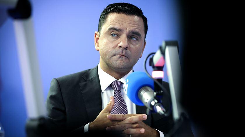 """Pedro Marques. """"Era o que faltava"""" que consenso com PSD desestabilizasse a esquerda"""