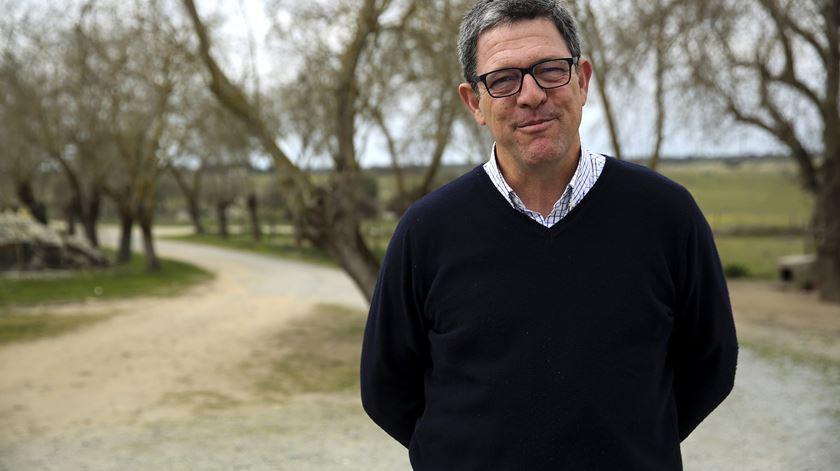 """Pedro D'Orey Manoel tem uma certeza quanto a 2018: """"vamos ter prejuízo""""."""