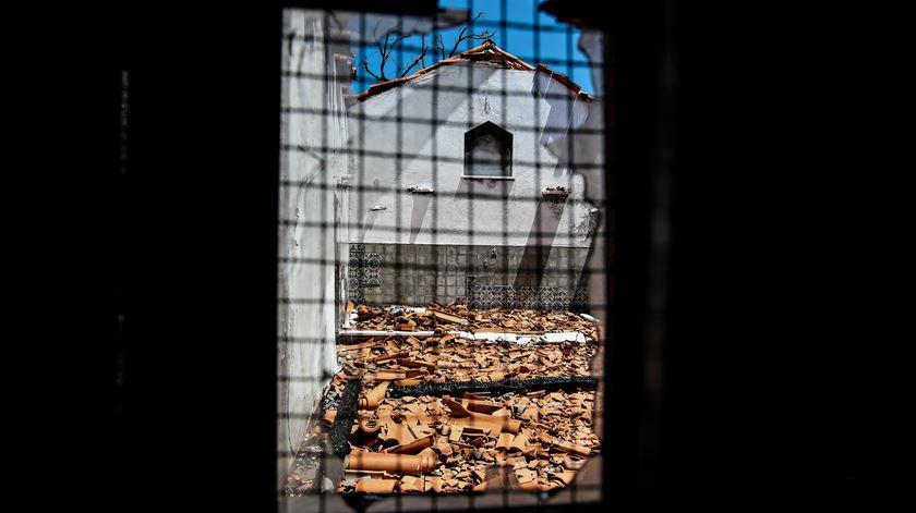 Pedrógão Grande. Aldeia espera há três anos para ver a capela reconstruída