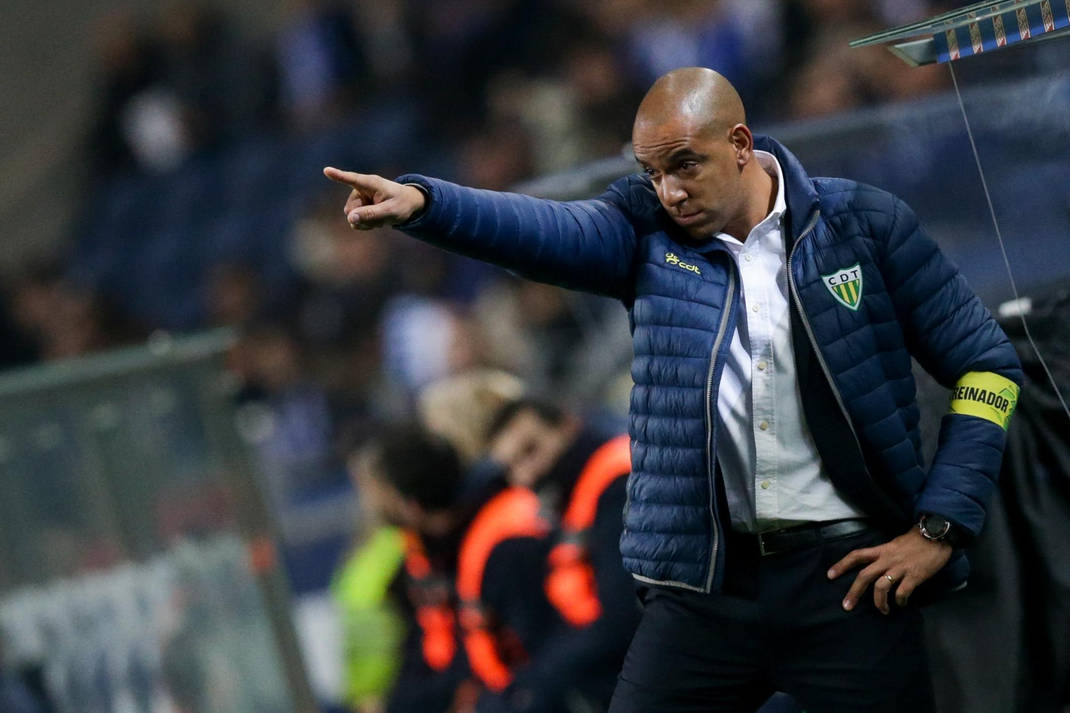 Benfica derrotado em casa pelo Tondela