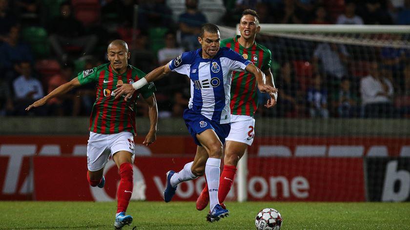 FC Porto prepara Braga ainda sem Nakajima e Pepe